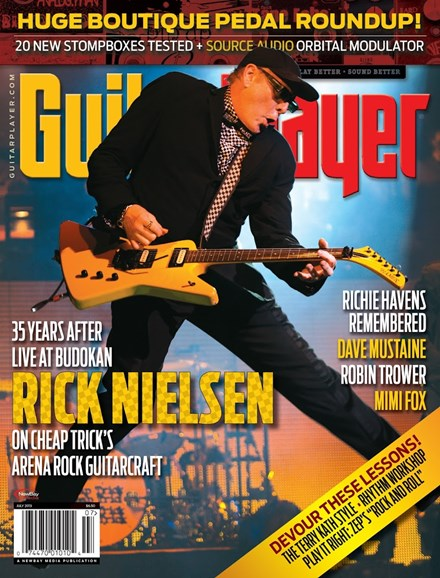 Guitar Player Cover - 7/1/2013