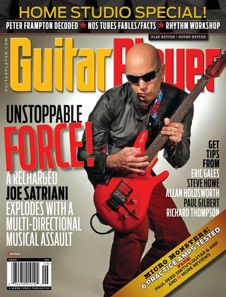 Guitar Player Cover - 6/1/2013
