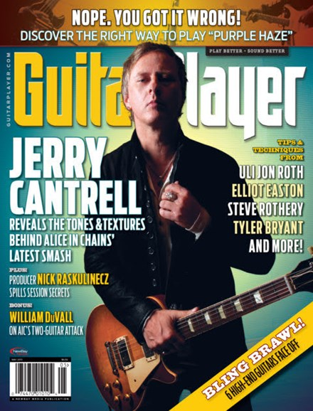 Guitar Player Cover - 5/1/2013