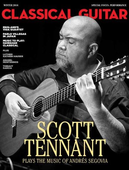 Classical Guitar Cover - 12/1/2016