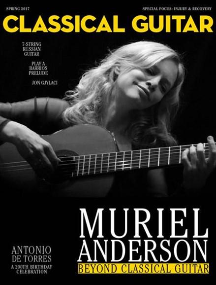 Classical Guitar Cover - 3/1/2017