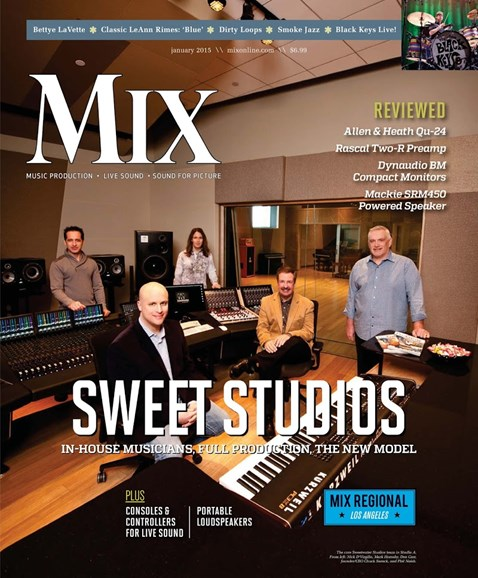Mix Cover - 1/1/2015