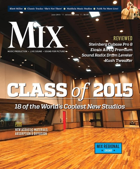 Mix Cover - 6/1/2015