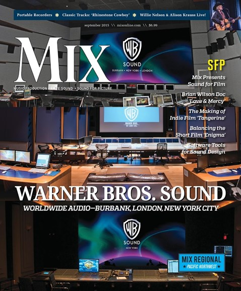 Mix Cover - 9/1/2015