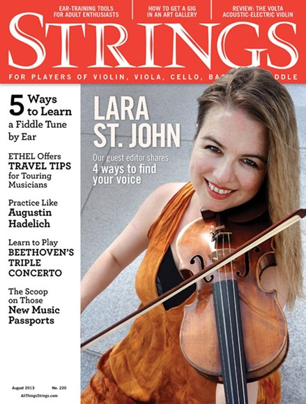 Strings Cover - 8/1/2013