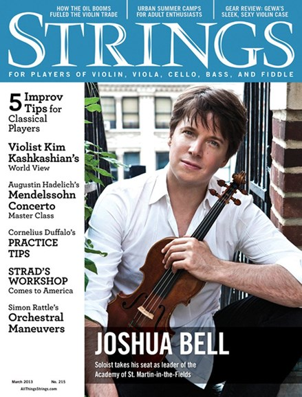 Strings Cover - 3/1/2013