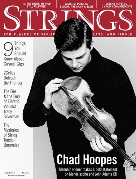 Strings Cover - 8/1/2014