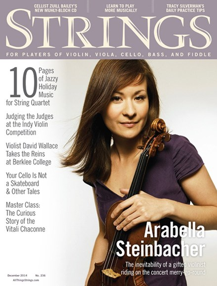 Strings Cover - 12/1/2014