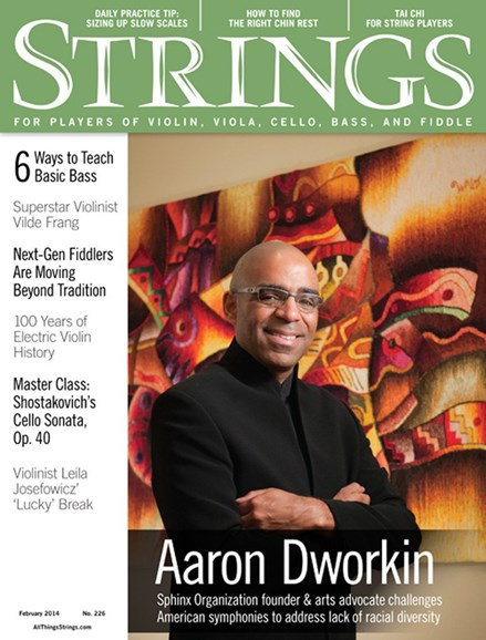 Strings Cover - 2/1/2014