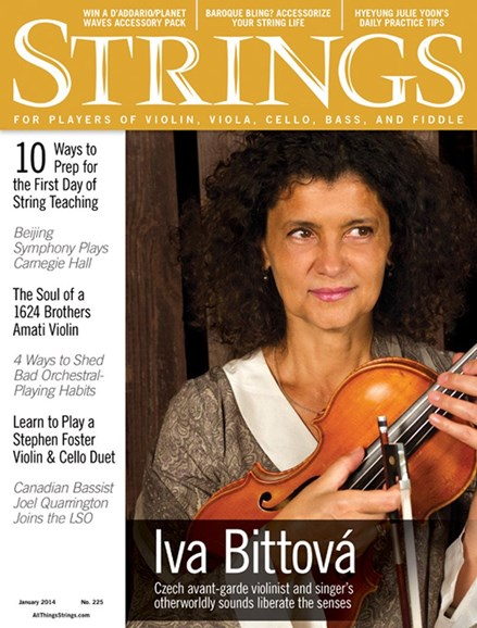 Strings Cover - 1/1/2014