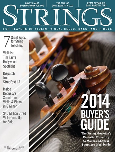 Strings Cover - 7/1/2014