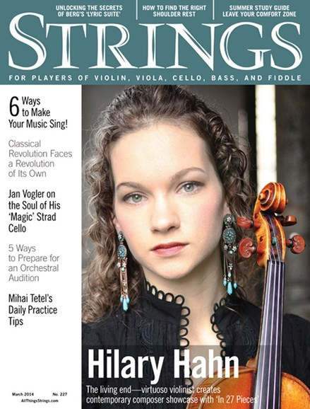 Strings Cover - 3/1/2014