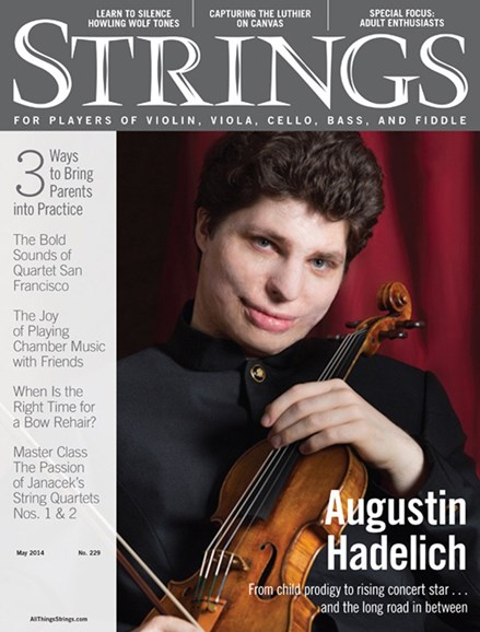 Strings Cover - 5/1/2014