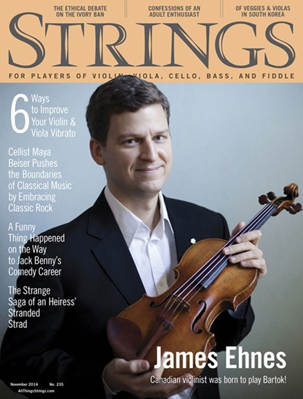 Strings Cover - 11/1/2014