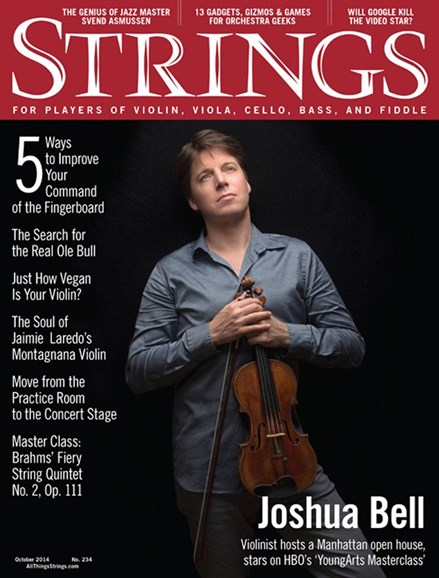 Strings Cover - 10/1/2014