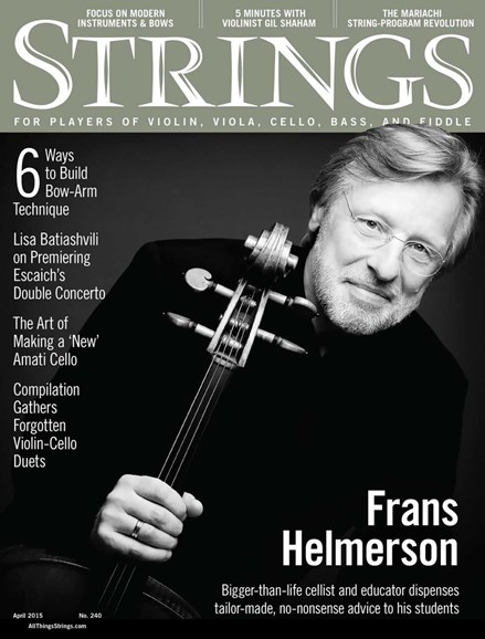 Strings Cover - 4/1/2015