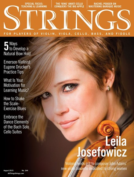 Strings Cover - 8/1/2015