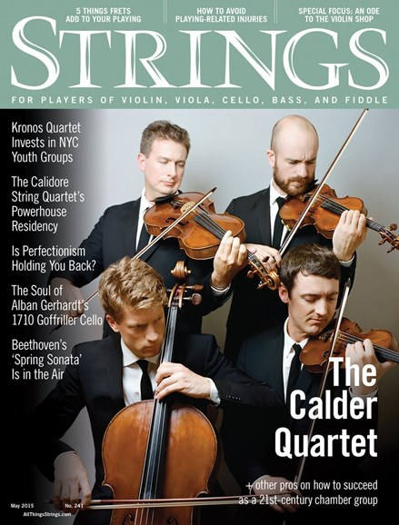Strings Cover - 5/1/2015