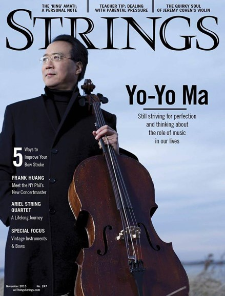 Strings Cover - 11/1/2015