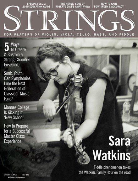Strings Cover - 9/1/2015