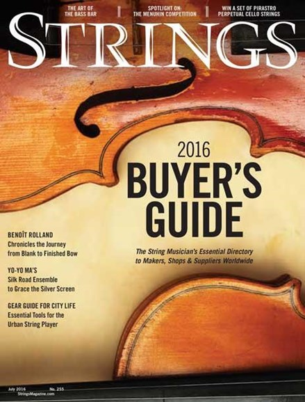Strings Cover - 7/1/2016
