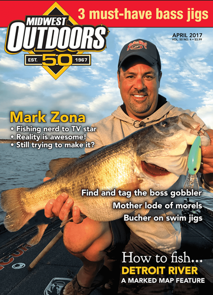 Midwest Outdoors Cover - 4/1/2017
