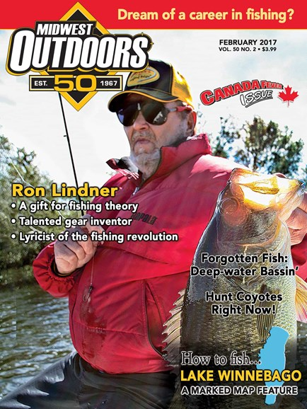 Midwest Outdoors Cover - 2/1/2017