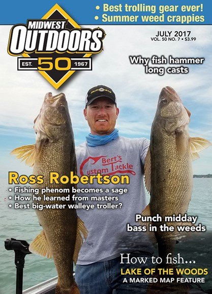 Midwest Outdoors Cover - 7/1/2017
