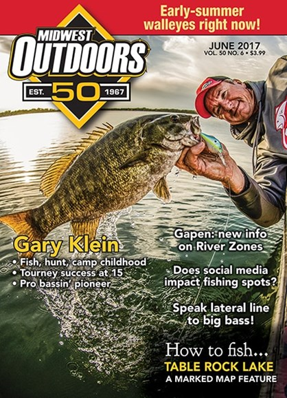Midwest Outdoors Cover - 6/1/2017