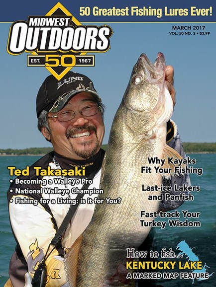 Midwest Outdoors Cover - 3/1/2017