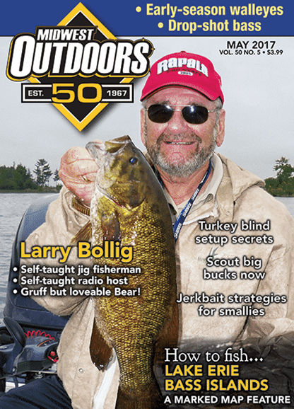 Midwest Outdoors Cover - 5/1/2017