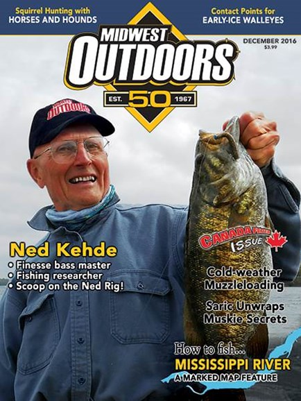 Midwest Outdoors Cover - 12/1/2016