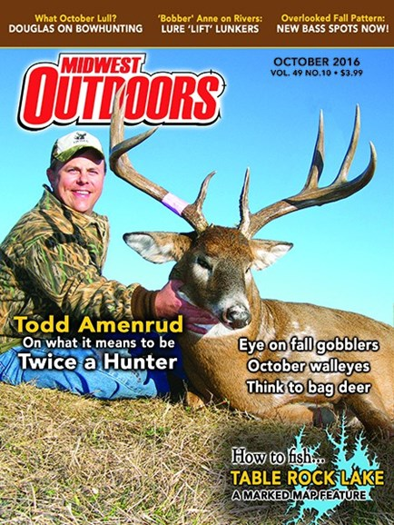 Midwest Outdoors Cover - 10/1/2016