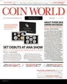 Coin World Magazine 7/24/2017