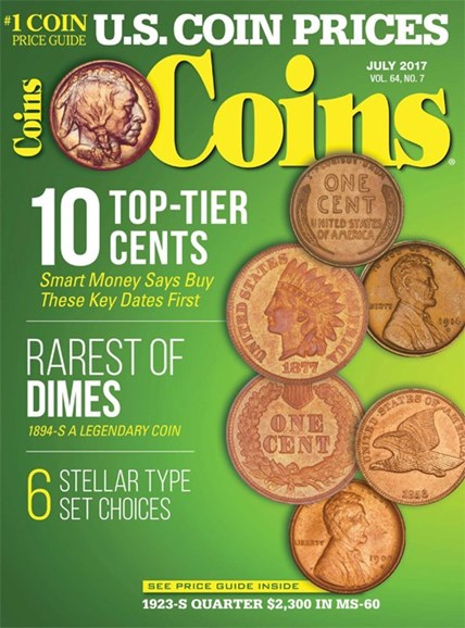 Coins Cover - 7/1/2017