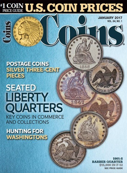 Coins Cover - 1/1/2017