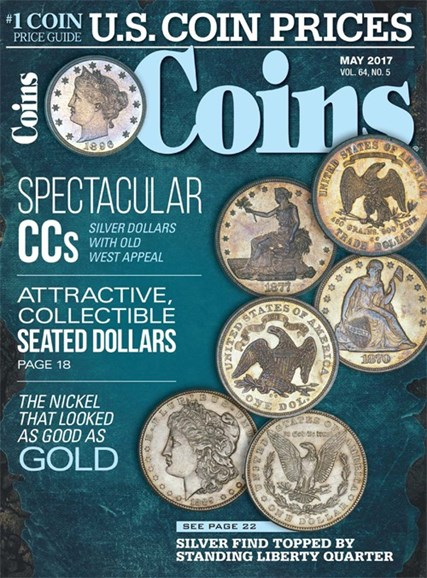 Coins Cover - 5/1/2017