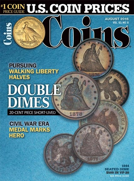 Coins Cover - 8/1/2016