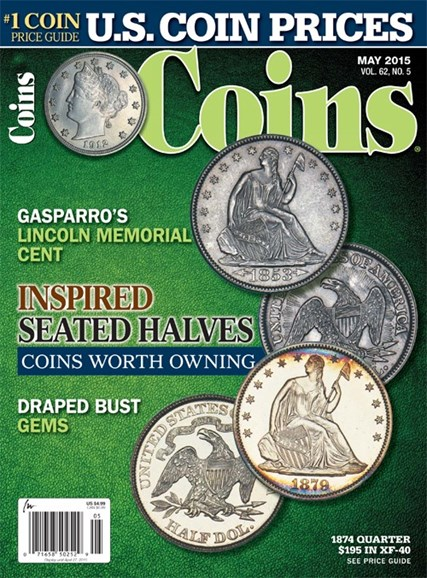 Coins Cover - 5/1/2015
