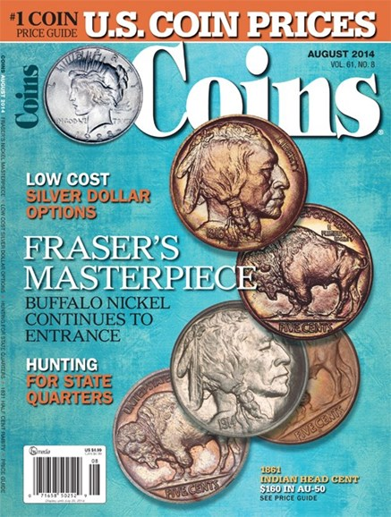 Coins Cover - 8/1/2014