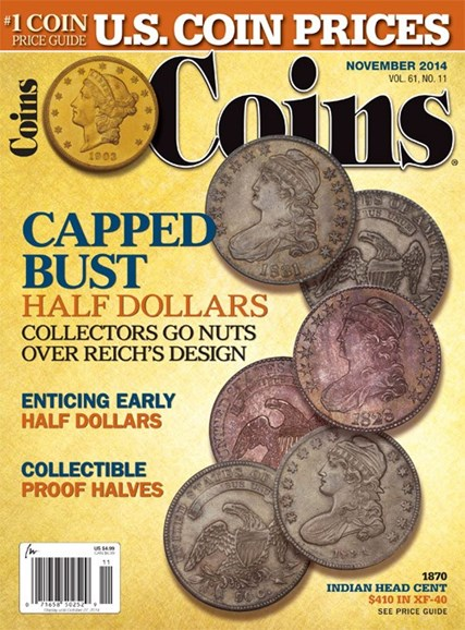 Coins Cover - 11/1/2014