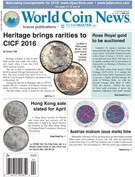 World Coin News Magazine 4/1/2016