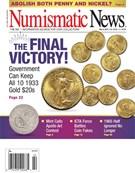 Numismatic News Magazine 5/9/2017