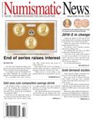 Numismatic News Magazine 2/16/2016