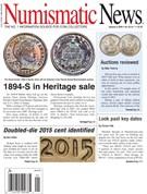 Numismatic News Magazine 1/5/2016
