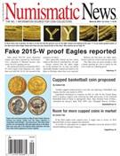 Numismatic News Magazine 3/22/2016
