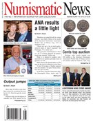 Numismatic News Magazine 9/6/2016