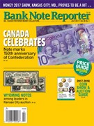 Bank Note Reporter Magazine 7/1/2017