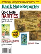 Bank Note Reporter Magazine 6/1/2017