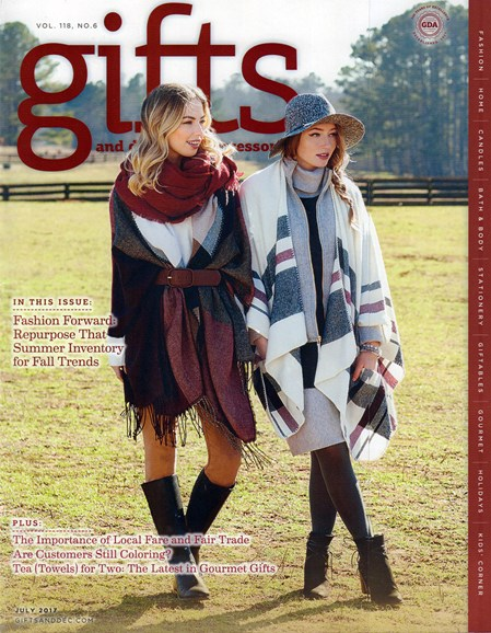 Gifts And Decorative Accessories Cover - 7/1/2017